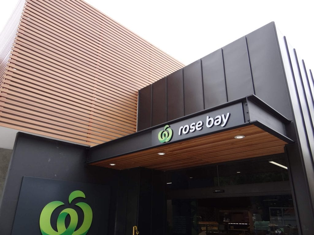 Rose Bay Woolworths