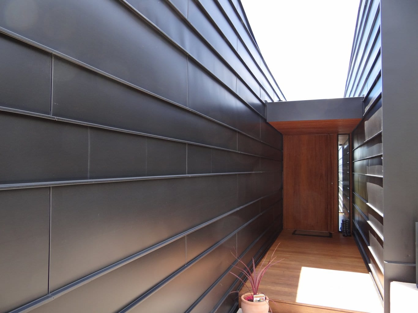 Commercial Metal and Cladding