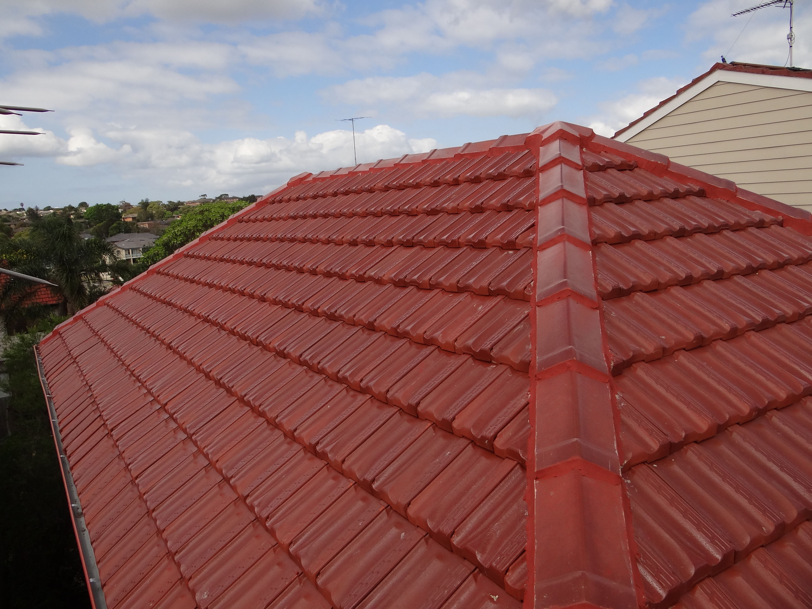 Tile Roofing Services