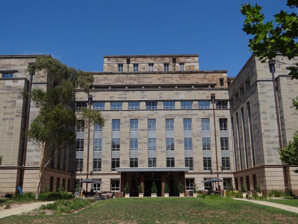 John Gorton Building