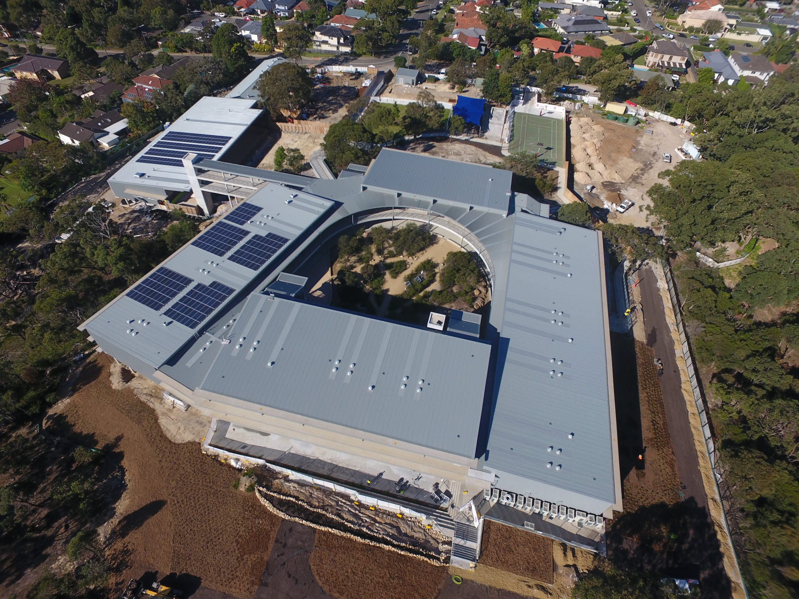 Manly Vale Public School Roofing