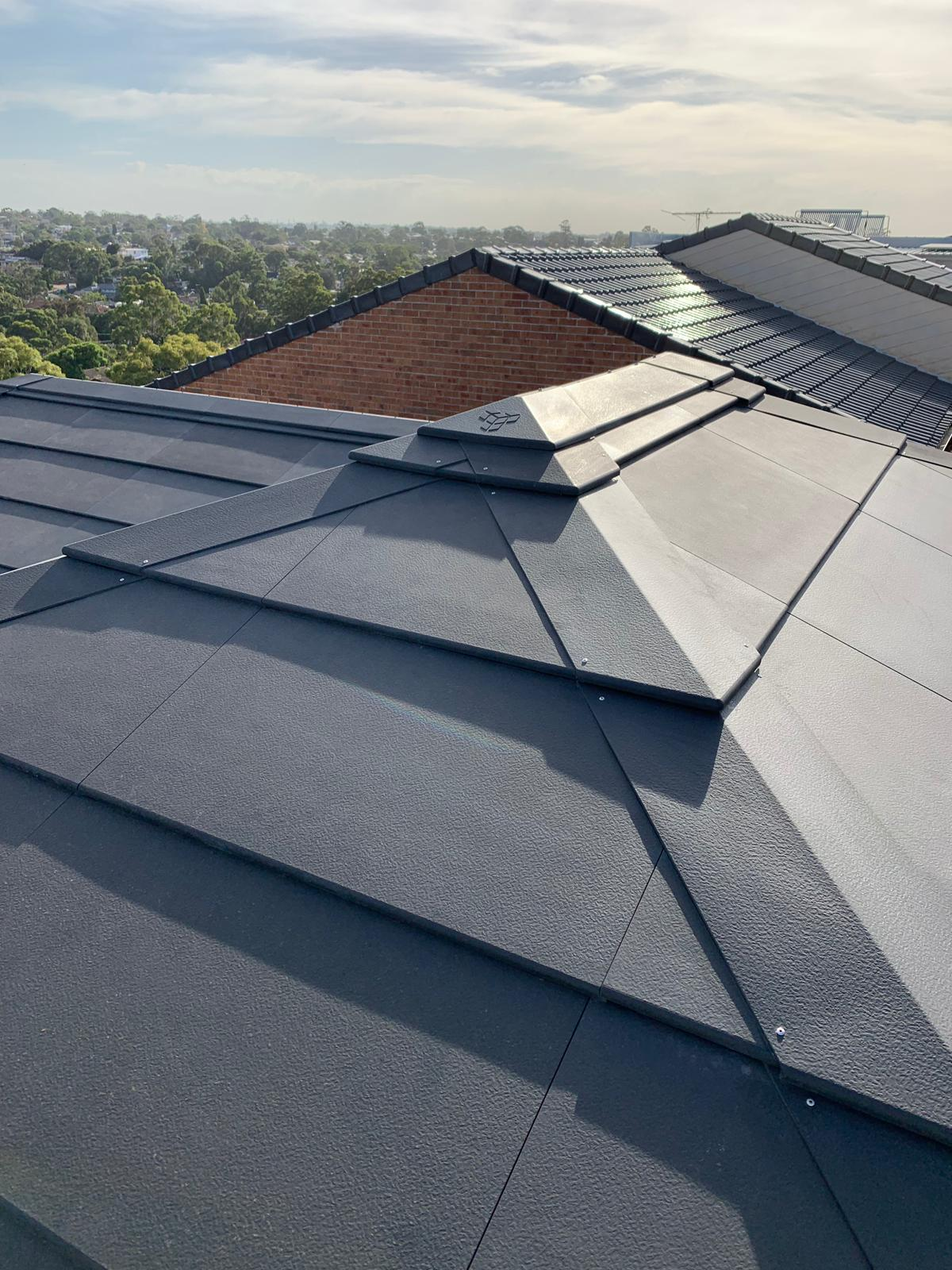 Tractile Slate Roofing