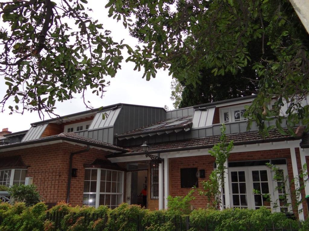 Zinc Roofing - Aluminium Roofing